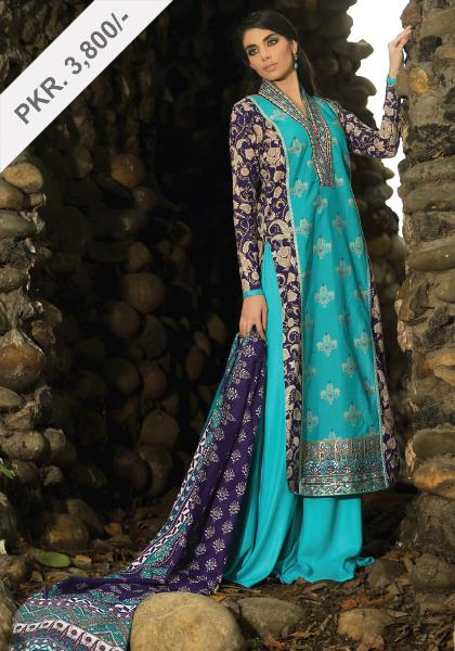 Alkaram New Winter Dresses For Women