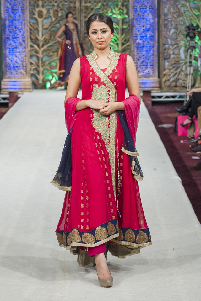 Angrakha Style Gowns For Wedding