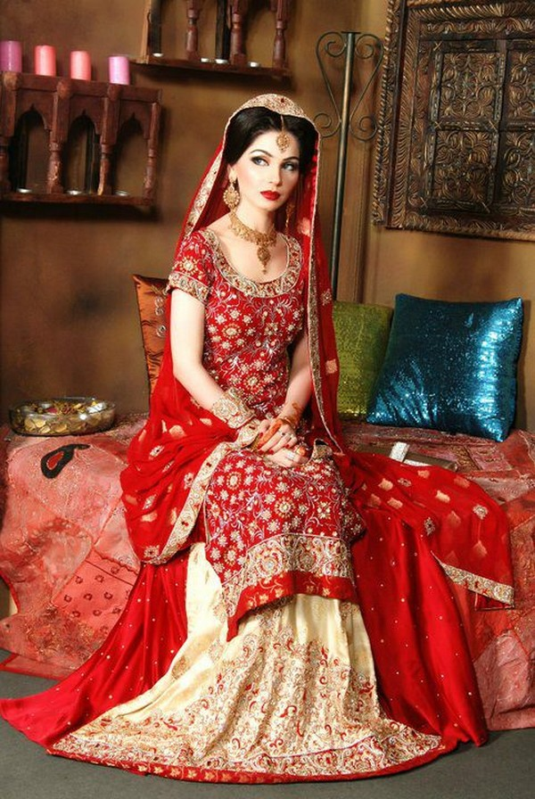 Bridal Dresses Fashion in Pakistan for Women