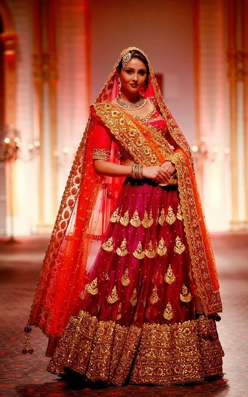 Indian Best Bridal Dresses For Women and Girls
