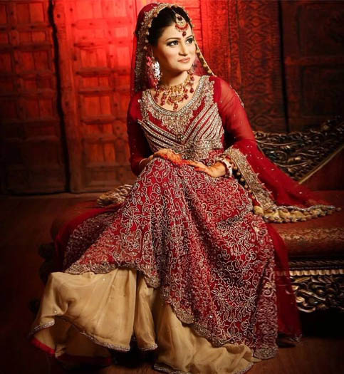 Pakistani Wedding Dresses Fashion for Women