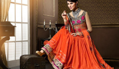 Anarkali Frocks Designs