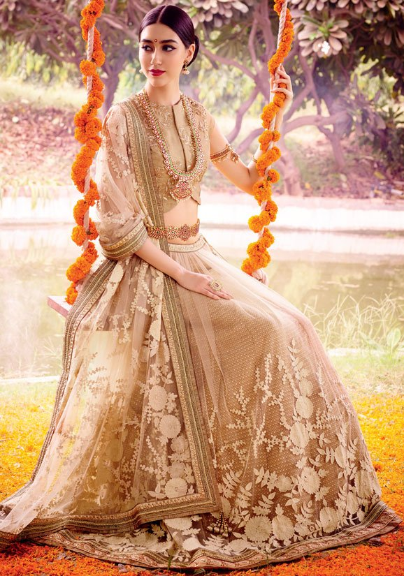 Anarkali Wedding Suits Fashion for Girls