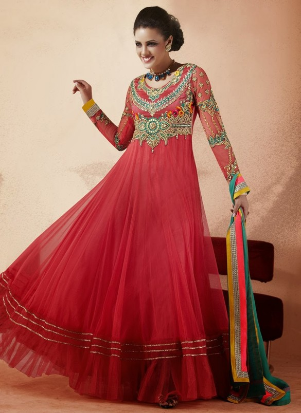 Beautiful Fashion Designer Anarkali Suits For Women