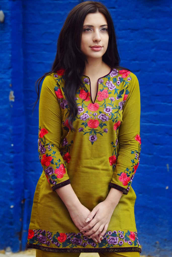 Best Nimsay Eid Dresses Collection For Girls and Women