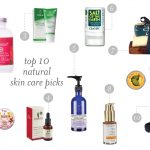 Top 10 Natural Skin Care Products for Women