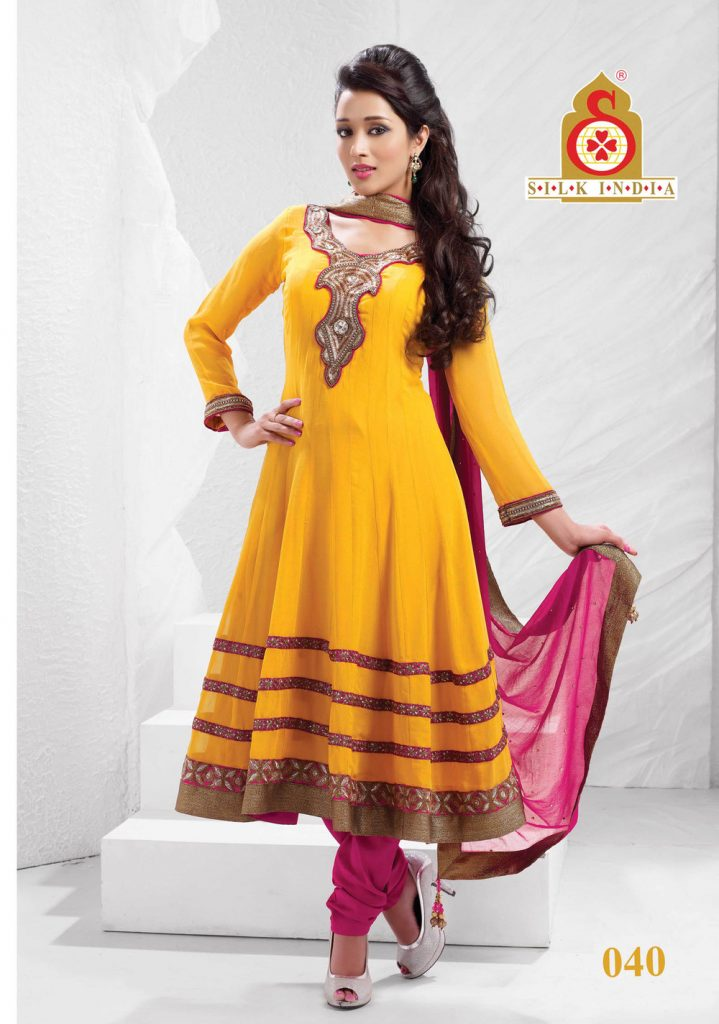 Designer Embroidery Anarkali Suit For Women