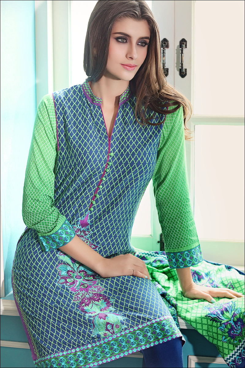 Gul Ahmed Fall Winter Collection 2017-18 For Women