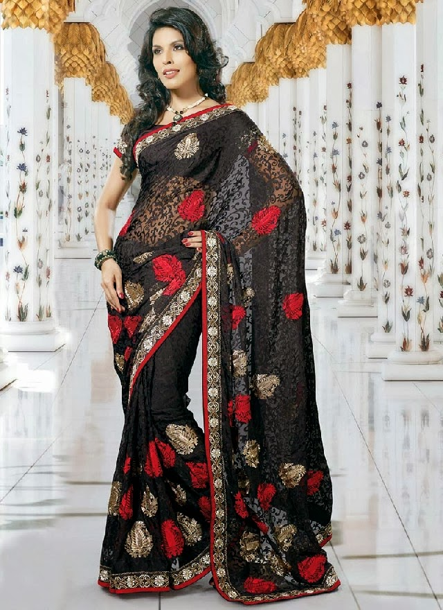 Indian Sarees Design Collection for Women