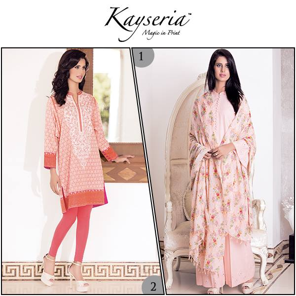 Kayseria Latest Winter Collection For Women