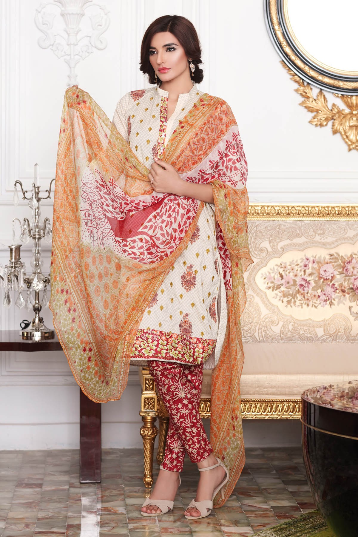 Innovative Colourful Women Wedding Dress Collection 2014
