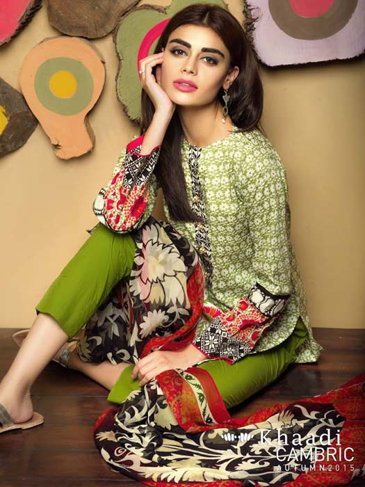 Khaadi latest Dresss Collection 2017 For Women