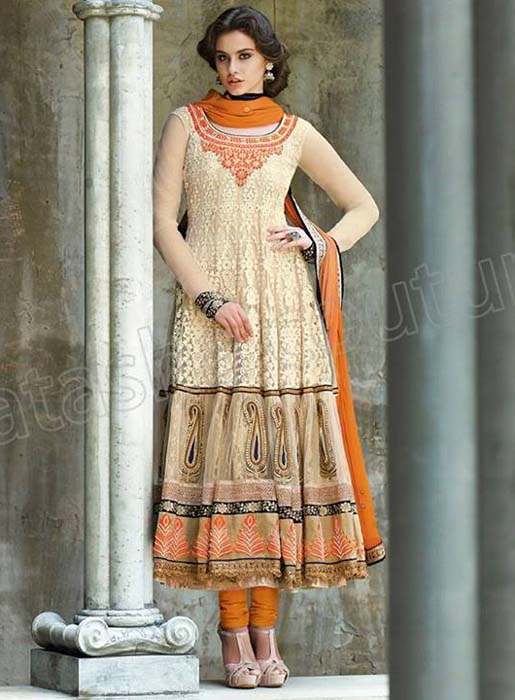 Latest Anarkali Dresses Designs for Ladies