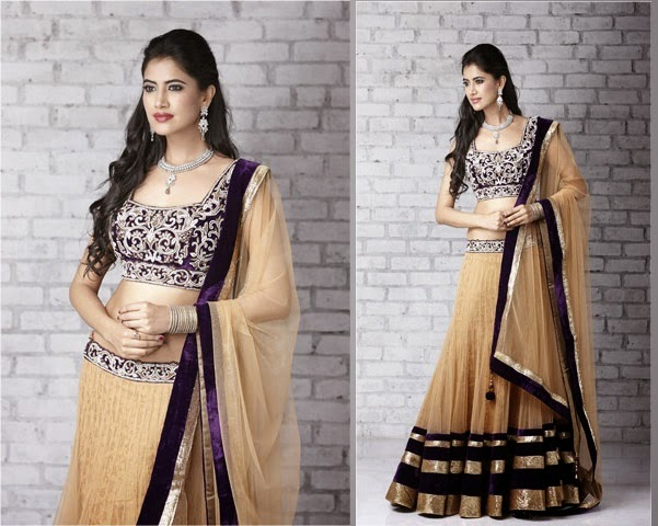 Latest Bridal Lehenga Choli Designs For Indian Women