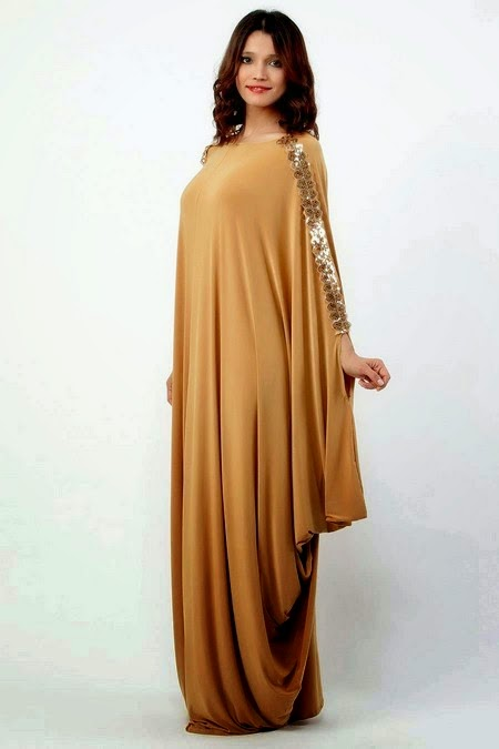 Latest Colorful Abaya Fashion Designs For Girls