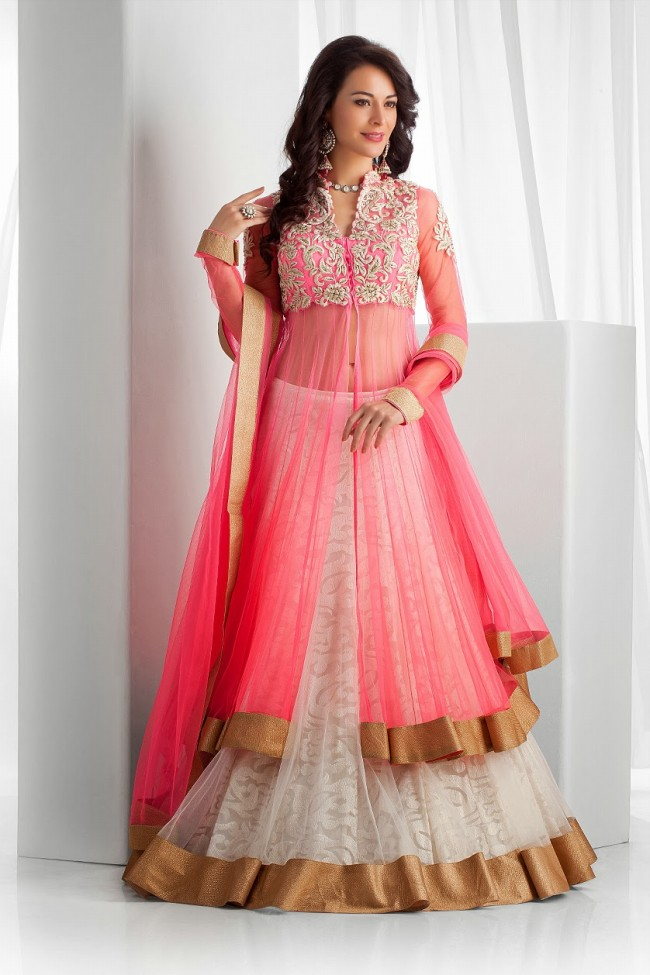 Latest Frocks Fashion Trends Designs for Indian