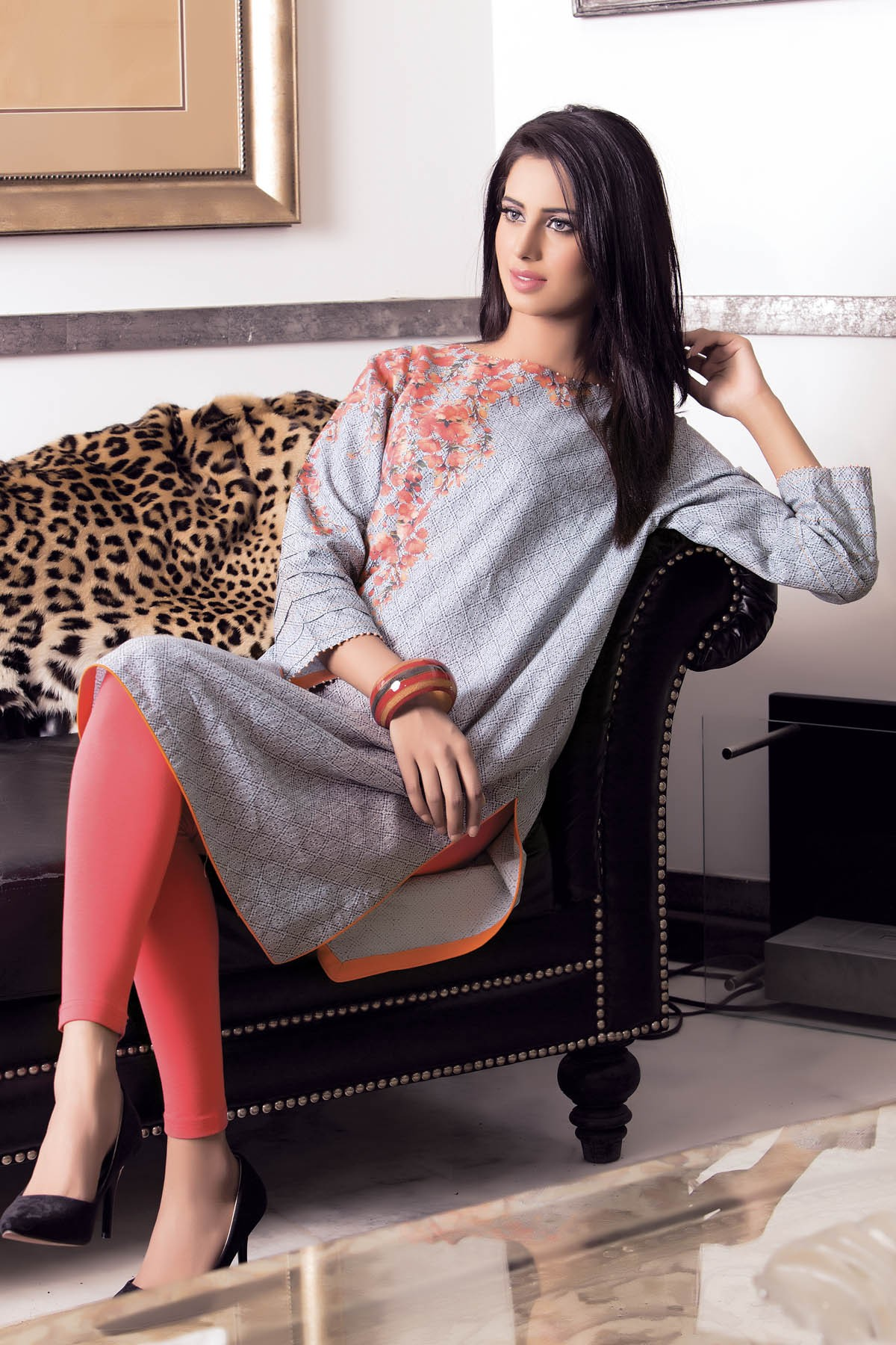 Latest Kayseria Winter Fabric Collection For Women