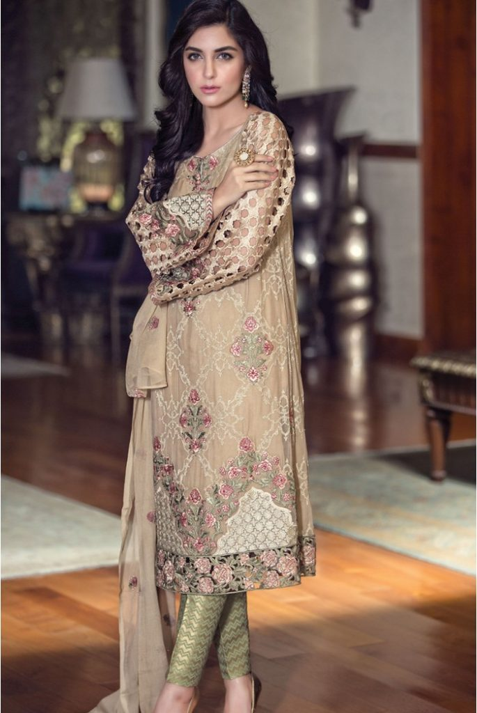 Latest Maria B Eid Collection for Girls