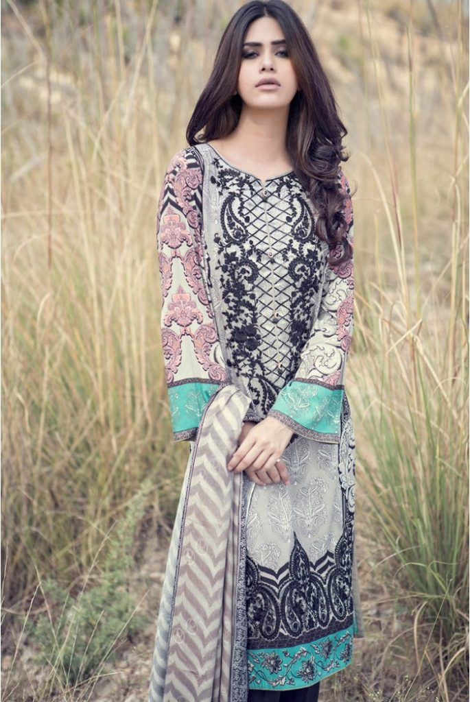 Latest Maria B Fall Winter Design Collection For Women