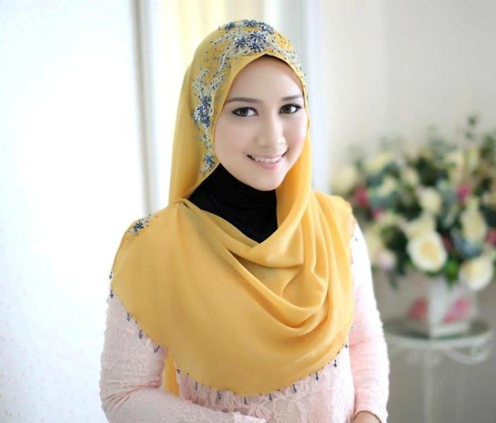 Latest New Hijab Style and Collection for Women