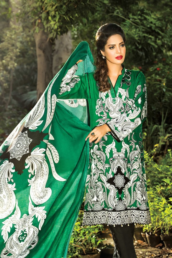 Latest Origins Eid Collection Dresses For Girls