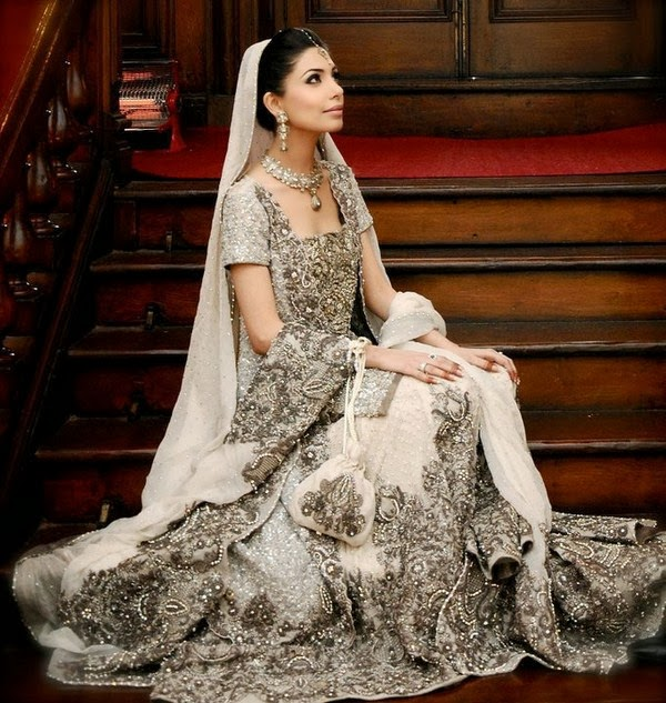 Maria B Bridal Dresses Collection For Women