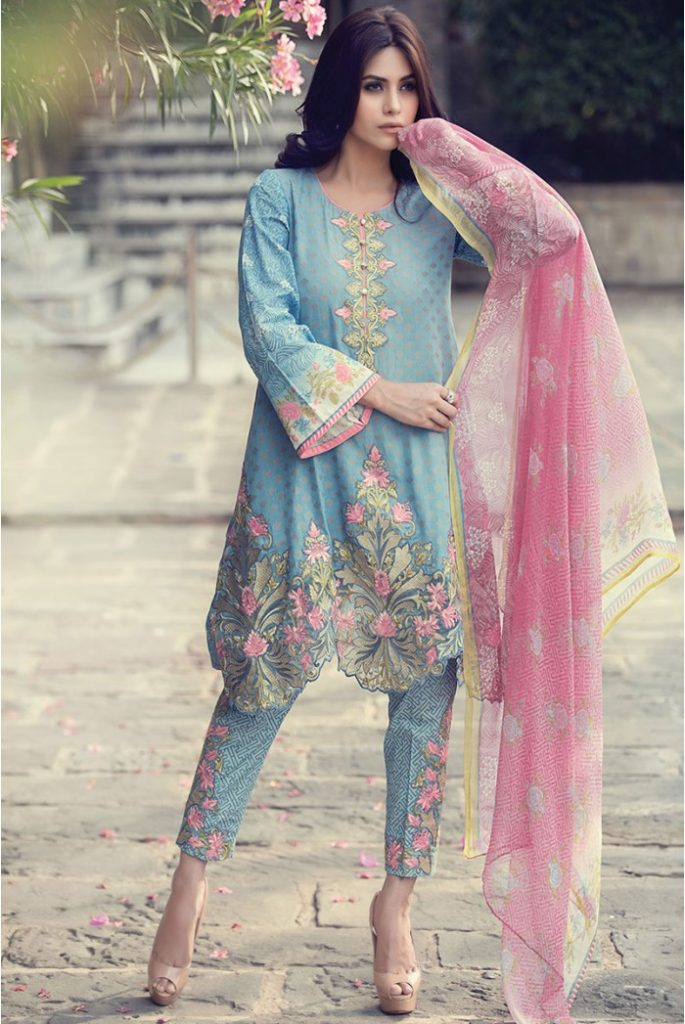 Maria B Lawn Eid Collection for Women