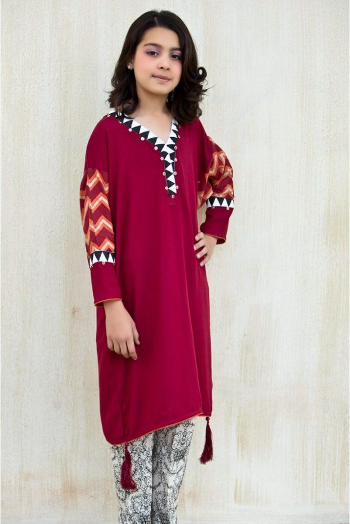 Maria B Winter Collection 2017-18 For Women