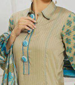 Neck Gala Designs Salwar Kameez Suits For Women
