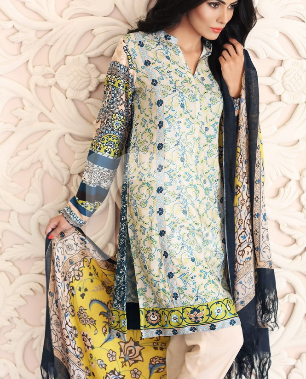 New And Stylish Nisha Eid Dress Collection For Girls