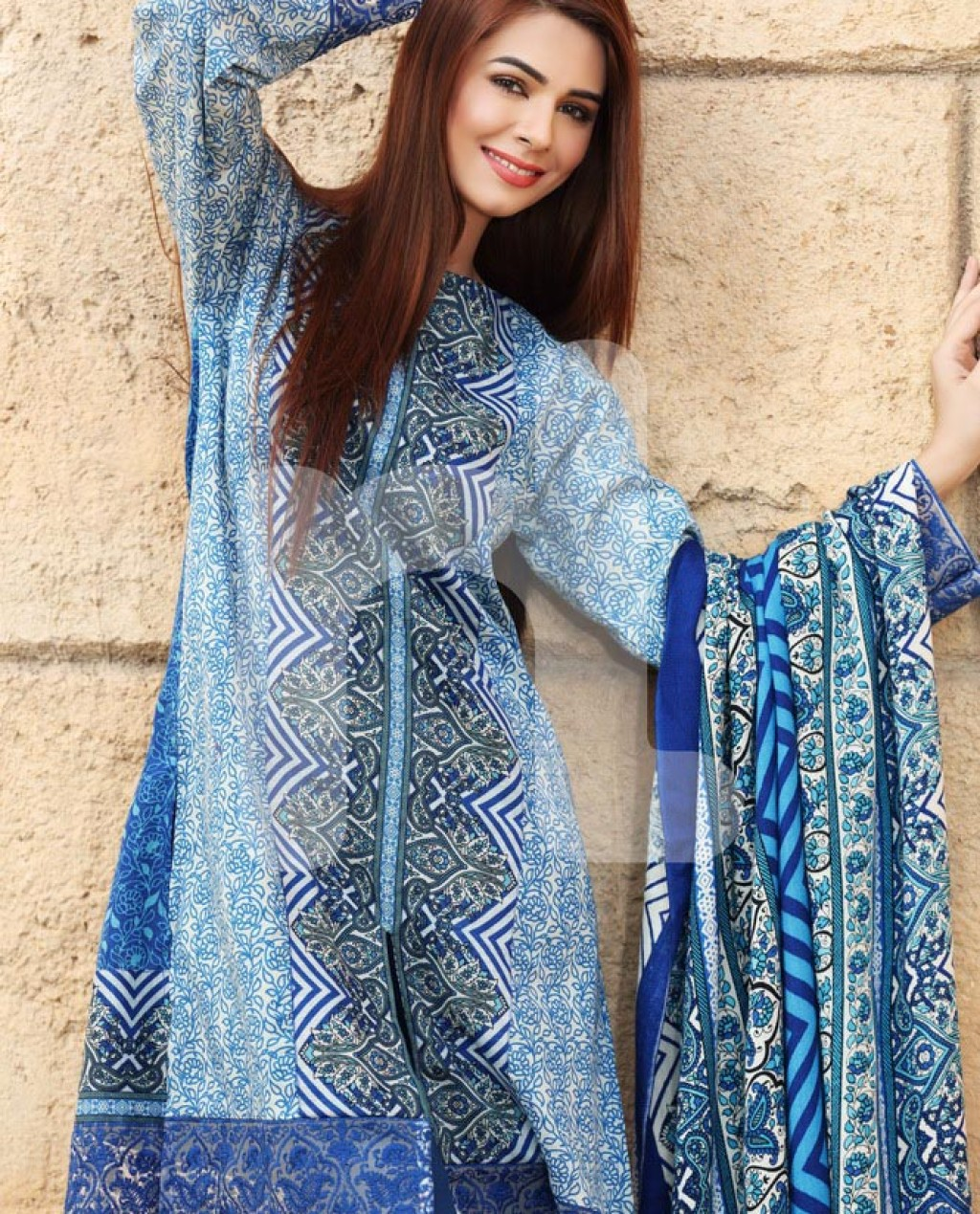 New And Stylish Nisha Eid Dress by Nishat Linen For Women