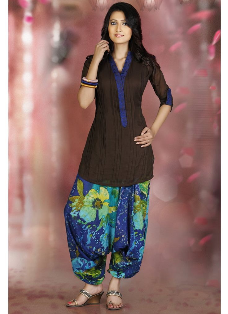 New Cotton Patiala Salwar Kameez Suit Designs Collection for Girls