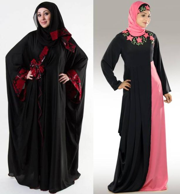 New Exclusive & Stylish Abaya Designs For Girls and Women