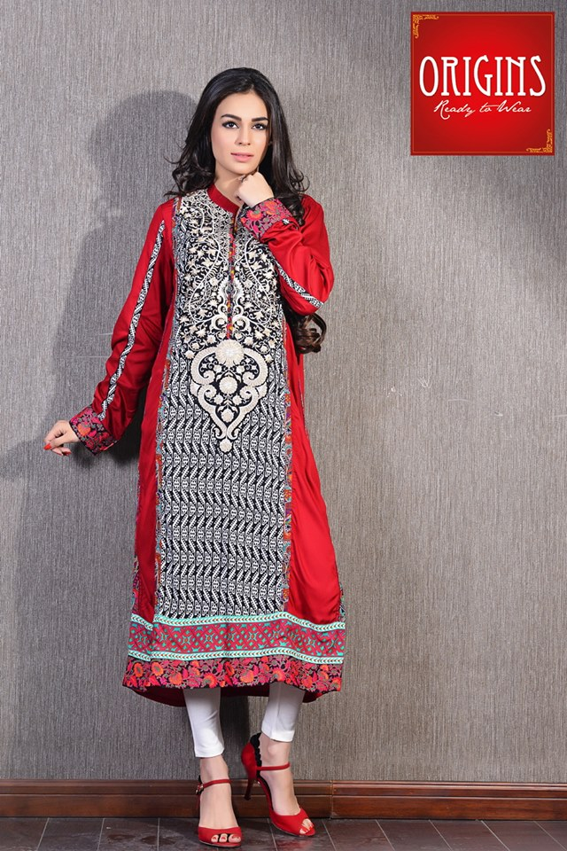 New Origins Eid Dresses Collection for Girls