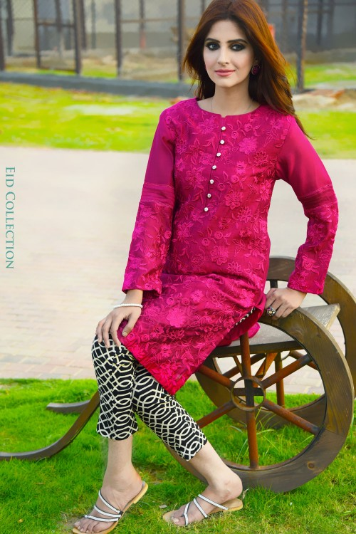 Nimsay Beautiful Eid Dresses Collection For Women