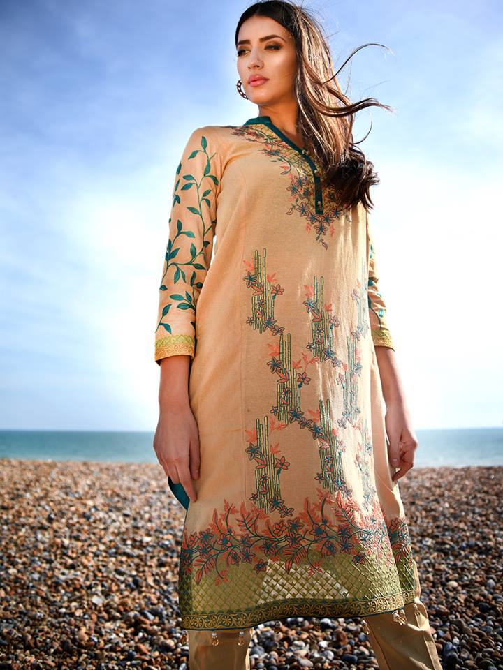 Nimsay Latest Eid Collection For Girls