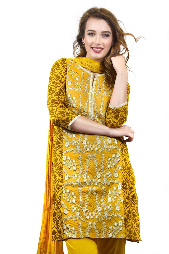 Nimsay Latest Eid Dress Collection For Women