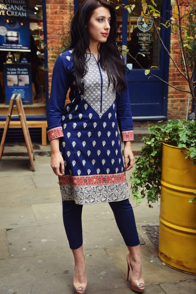 Nimsay New Eid Dress Collection For Women 2017