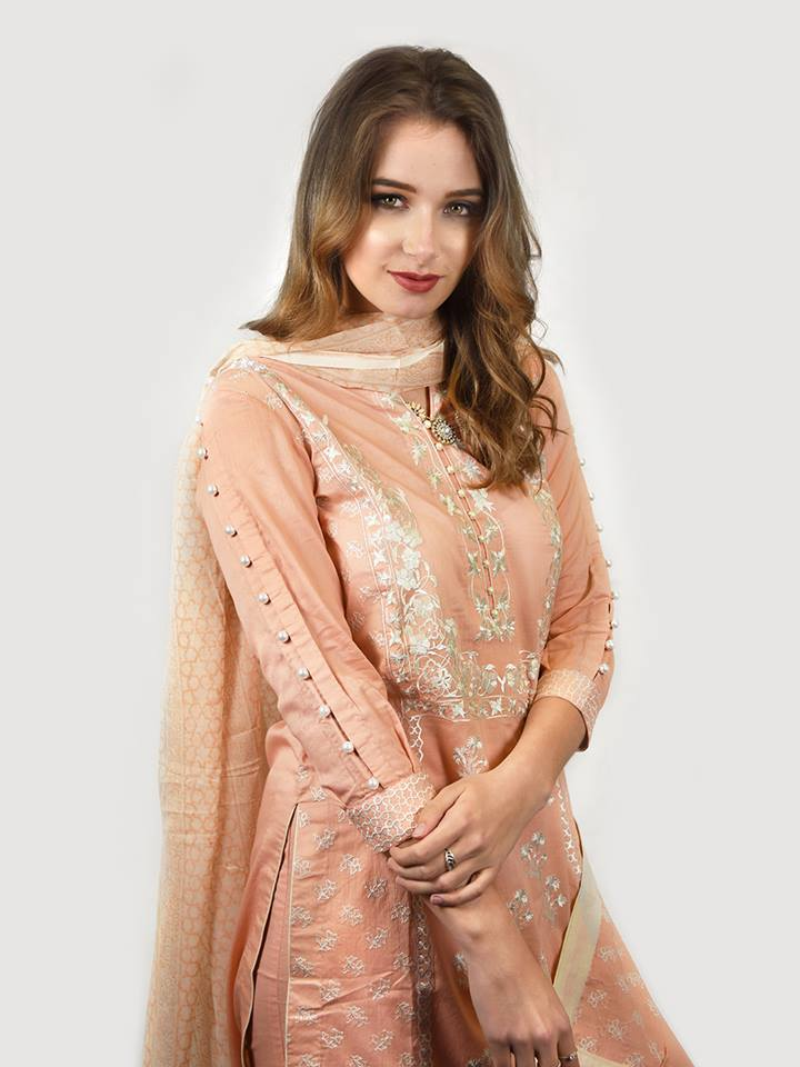 Nimsay Summer Dresses Collection For Women