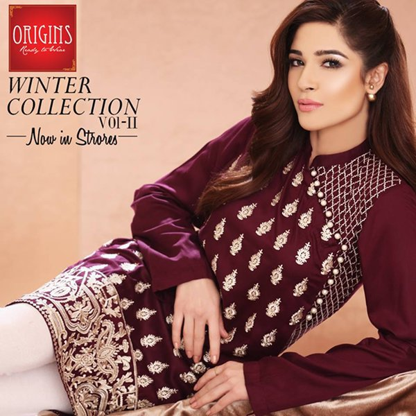 Origins Eid Dresses Collection 2017-18 For Women