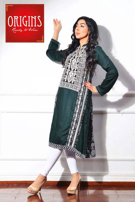 Origins New Eid Dresses Collection For Girls & Women