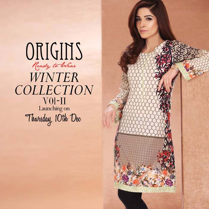 Origins Stylish Eid Collection For Women