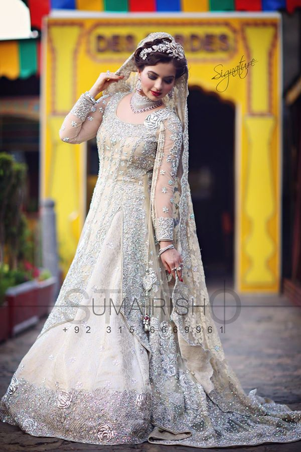Pakistani Bridal Dresses Collection For Women and Girls