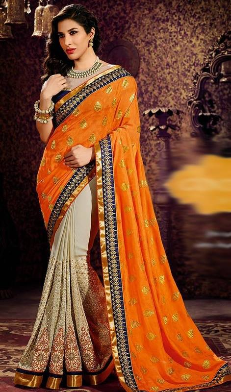 Royal Sarees Indian Hot Saree Designs For Women