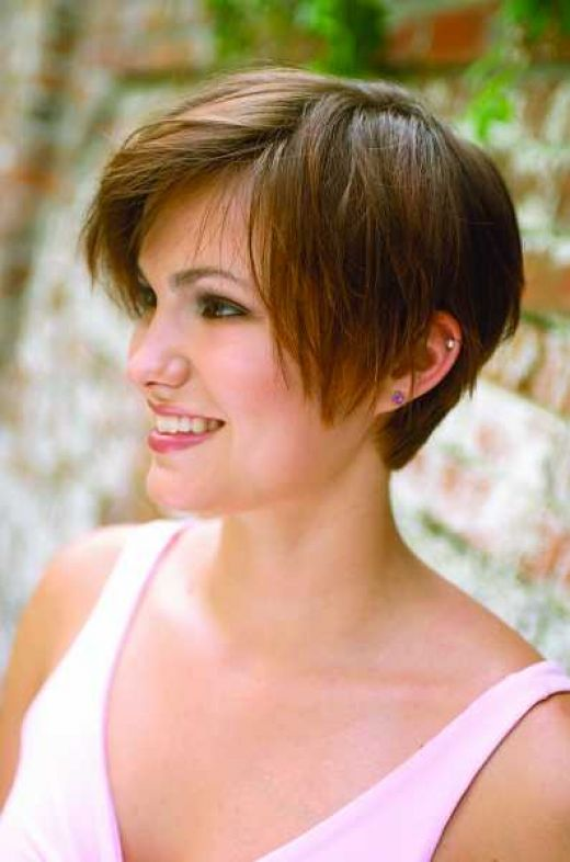 Short Cut Hairstyles for Thick Hair