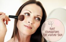 The Best Foundation for Mature Skin