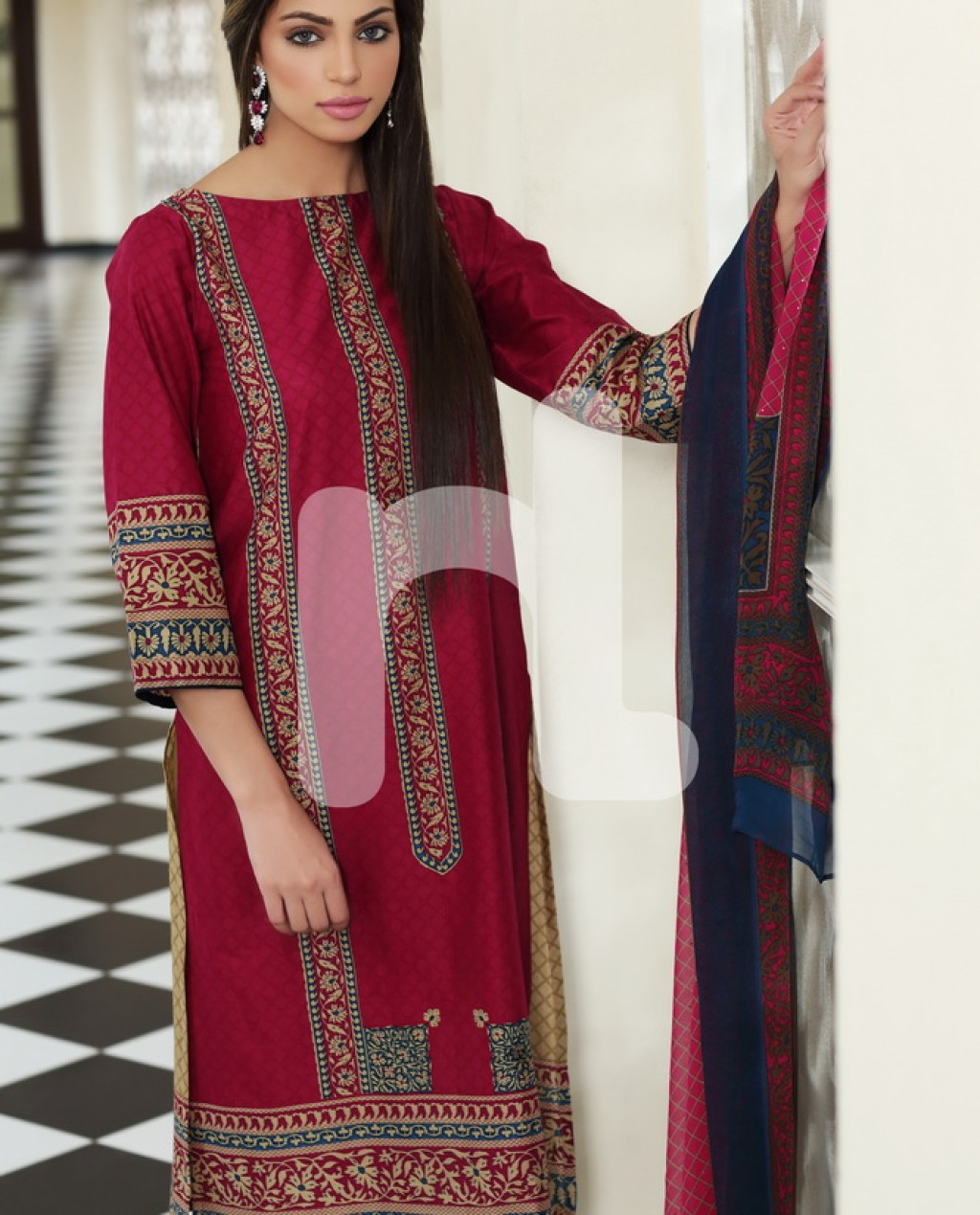 Top New Nishat Linen Winter Collection For Women
