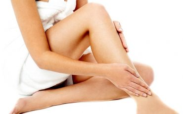 how to get smooth legs at home