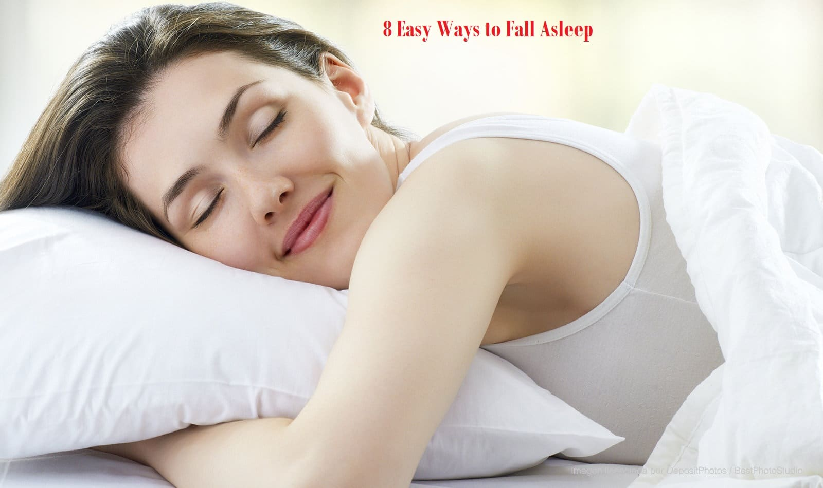 8 Easy Ways to Fall Asleep Fast