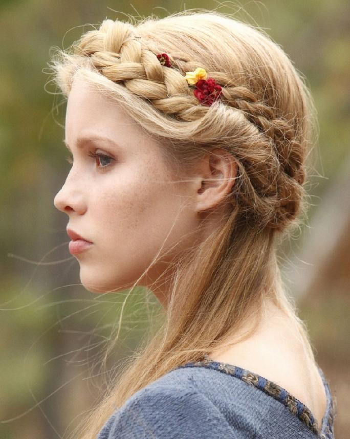Gorgeous Braided Hairstyle for Long Hair